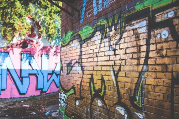 kaboompics-graffiti
