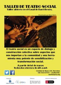 Teatre Social al Casal Barri Besòs